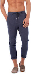 Selected Pants -Blue Melange (Παντελόνια Ανδρικό Synthetic Polyester Blue - 16058013)