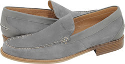 Loafers GK Uomo Comfort Marone