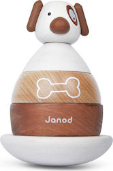 Janod Dog Stacker and Rocker