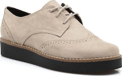Suede υπόδημα τύπου Oxford 40 Κ ΜΠΕΖ