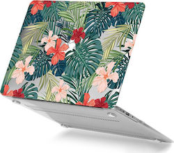Tech-Protect SmartShell for Macbook Air 13 Tropical Plants 13.3""