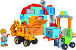 Big Toys Playbig Bloxx Bob The Builder 96τμχ