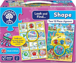 Look Find and Shape 12pcs (332) Orchard