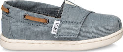 Toms Chambray Tn Bimini 10007505 Μπλε
