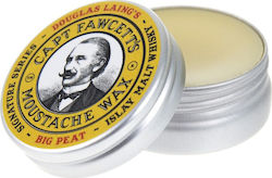 Captain Fawcett's Big Peat Moustache Wax 15ml