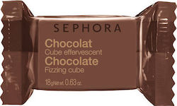 Sephora Collection Chocolate Fizzing Cube 18gr