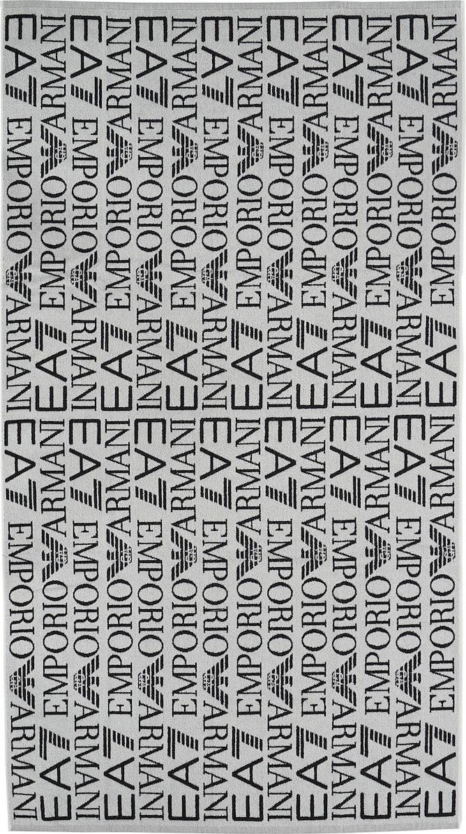 Προσθήκη στα αγαπημένα menu Emporio Armani Πετσέτα Θαλάσσης 100x170 World  Monogram 85bcc6b57c9
