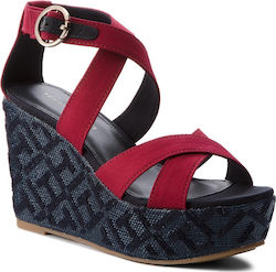 Tommy Hilfiger TH Pattern Wedge