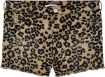 MAISON SCOTCH SHORTS Camo 143795