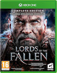 Lords of the Fallen Complete Edition XBOX ONE