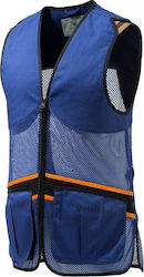 ΓΙΛΕΚΟ BERETTA Full Mesh Shooting Vest Blue