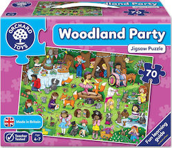 Woodland Party 70pcs (269) Orchard