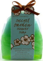 Bomb Cosmetics Secret Garden Shower Soap Lemons & Cardamom 140gr