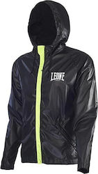 Leone Training Jacket AB799 Black