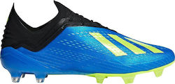 Adidas X 18.1 Firm Ground Boots CM8365