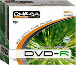 DVD-R 4.7GB Slim Case Omega - 10τμχ
