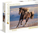 High Quality Collection: Free Horse 1000pcs (1220-39420) Clementoni