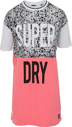 Superdry Boyfriend T-Shirt Dress G80004SQ-28R