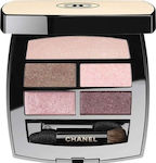 Chanel Les Beiges Healthy Glow Natural Eyeshadow Palette Light