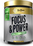 GoldTouch Nutrition Focus & Power 200gr Blueberry