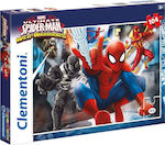 Super Color Spiderman Web Warriors 104pcs (1210-27958) Clementoni