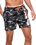 Superdry SD State Volley Swimshort M30004HQ-RS4