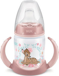 Nuk Classics First Choice Bambi Pink 6-18m 150ml