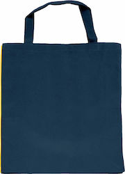 Τσάντα Shopping Hawthorn SH Bags by Jassz PP-384240-CS - Dark Blue/Yellow
