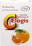 Elogis Pharma Vitamin C 1000mg 30 κάψουλες