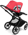 Bugaboo Fox and Cameleon 3 Breezy Sun Canopy Neon Red