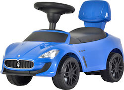 Buddy Toys Maserati Grand Cabrio Push-Car Blue