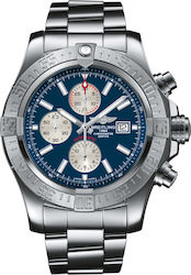 Breitling Super Avenger II Automatic Chronograph 48mm Stainless A1337111/C871