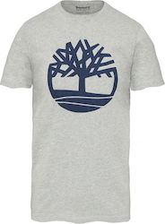Timberland Kennebec River Tree Logo Grey