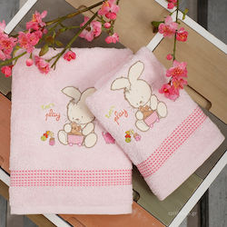SB Concept Bunny Pink 2τμχ