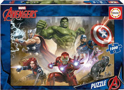 The Avengers 1000pcs (17694) Educa