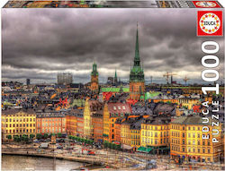 Views Of Stockholm Sweeden 1000pcs (17664) Educa