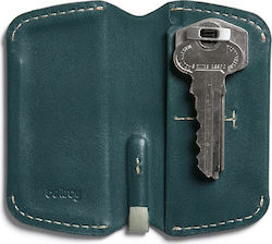 ΚΛΕΙΔΟΘΗΚΗ BELLROY KEY COVER BLACK Teal