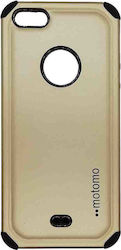 Motomo Tough Armor Composite Gold (iPhone 5/5s/SE)