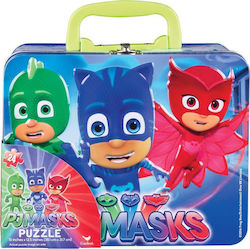 Pj Masks Puzzle Lunch Box 24pcs (PJM67000) Giochi Preziosi