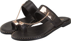 MOODS SHOES MOODS 16122 BLACK LEATHER