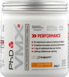 PhD Vmx2 200gr Pomegranate & Green Tea