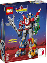 Lego Ideas: Ideas: Defender Of The Universe Voltron 21311