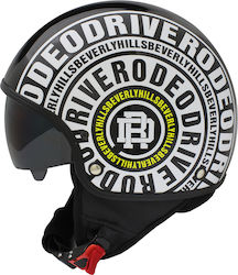 Scotland Rodeo RD 111 Logo White/Black