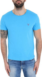 Gant Contrast Logo 254111-417 Light Blue