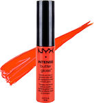 Nyx Professional Makeup Intense Butter Gloss Orangesicle