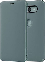 Sony Style Cover Stand Πράσινο (Xperia XZ2 Compact)