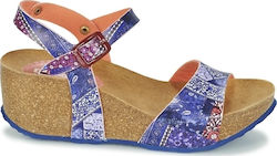 Desigual Bio7 Save Queen Beach Blue