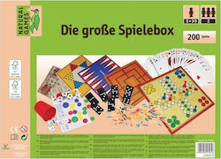 Natural Games Play Box 200 in 1