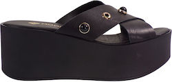 Moods Shoes 10107 Black