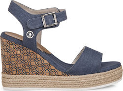 U.S. Polo Assn. Tamara Dark Blue